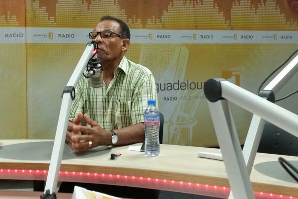 Félix Desplan, invité de l'émission radio Politique 1ere