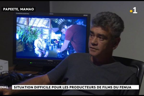 La production audiovisuelle au point mort