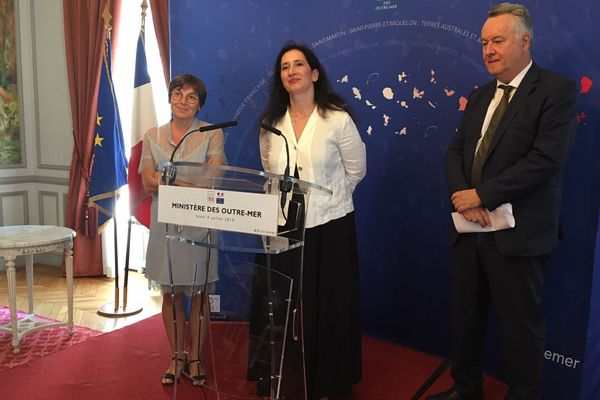 Remise du rapport de l'Autorité de la concurrence au ministère des Outre-mer