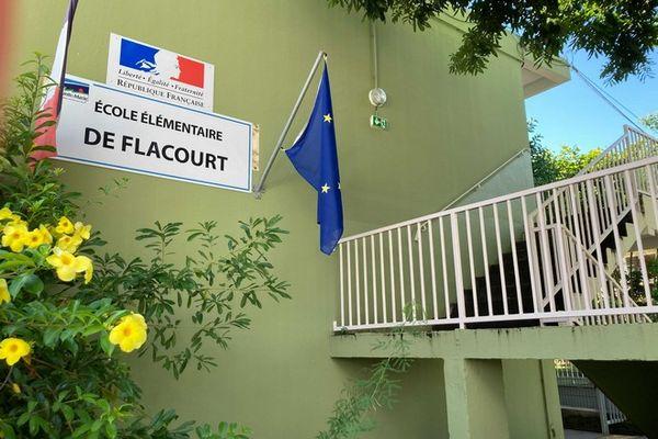 Ecole élémentaire Flacourt Sainte-Marie 050321