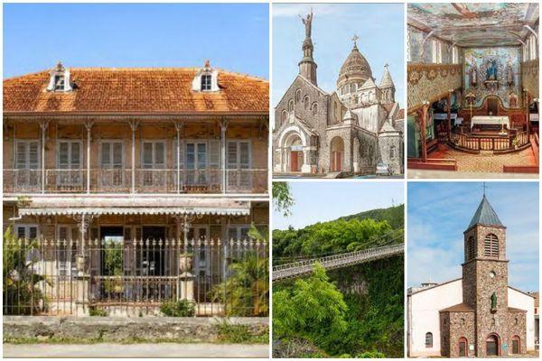Sites 2020 fondation du patrimoine Outre-mer