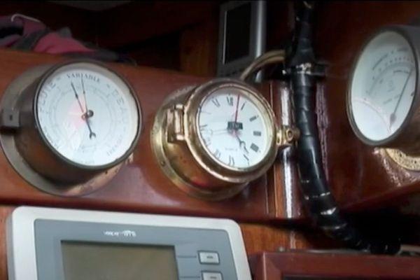 Un bateau chargé d'histoire
