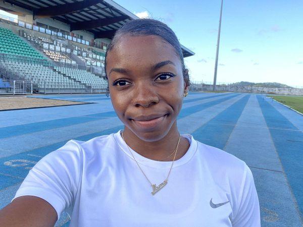 Athlétisme : nos athlètes guyanais en compétition ce week-end au Championnats d'Europe espoirs en Estonie et aux Championnats de France cadets-juniors.