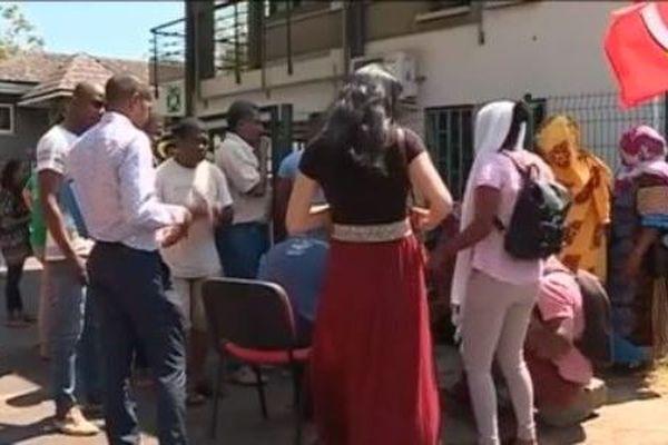Violence lycée de Coconi