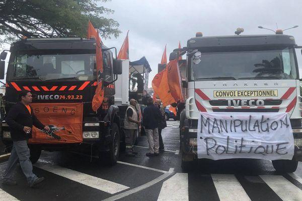 Mobilisation Usoenc pour l'usine du Sud, 17 septembre 2020