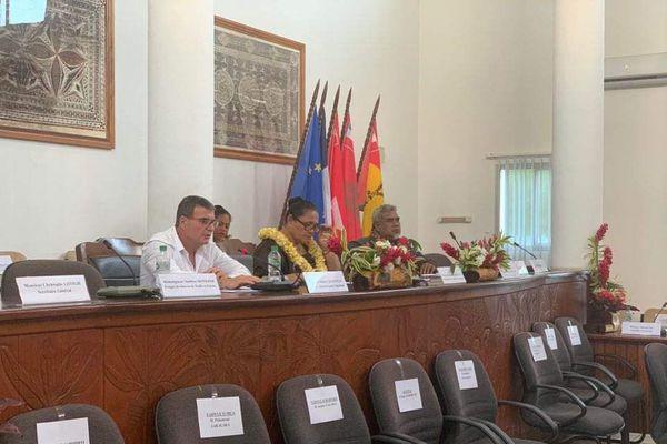 Les réactions de la classe politique à Wallis et Futuna