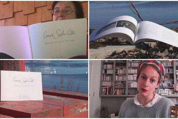 """""""Comme Sophie Calle"""", le nouveau livre d'Anaïs Hébrard"""