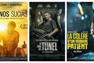 Films du festival du cinéma ibérique 2018 à Nouméa