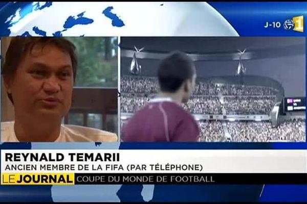 Reynald Temarii déclare avoir touché 35 millions CFP pour payer des frais d'avocat