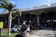 L'aéroport Roland Garros à La Réunion.