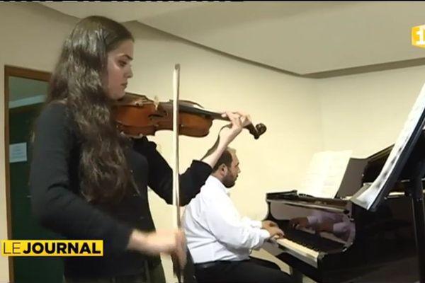 La musique classique à l'honneur