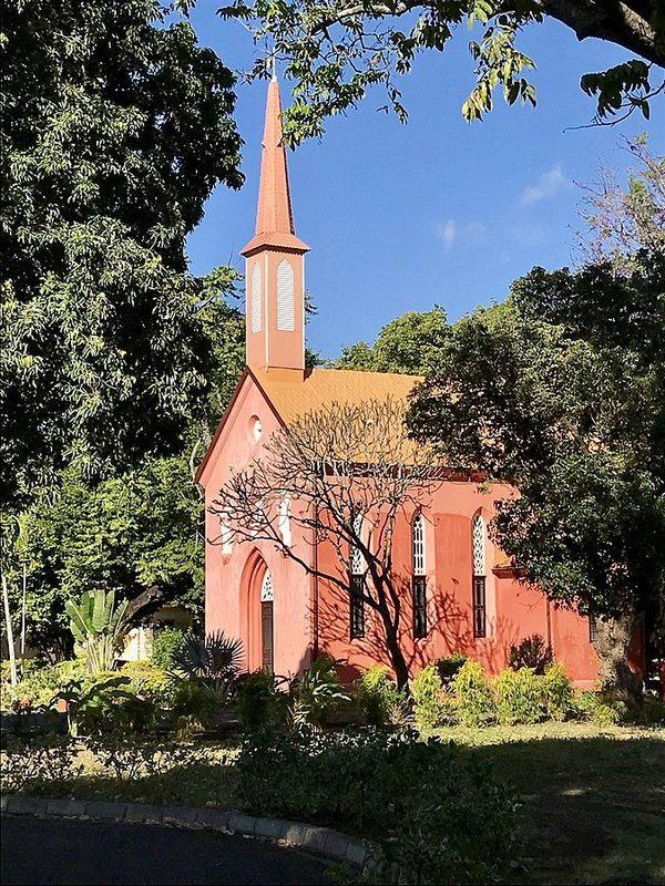 chapelle épiscopale du sacré-coeur