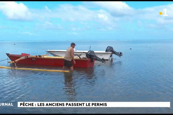 Permis bateau obligatoire pour les pêcheurs de la presqu'île