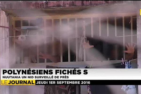 Trois détenus de la prison de Nuutania fichés S