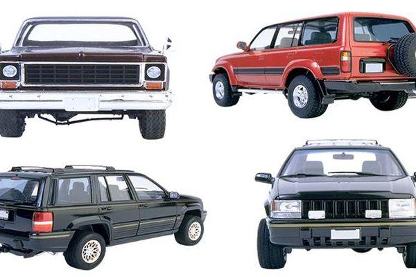 SUV et 4X4