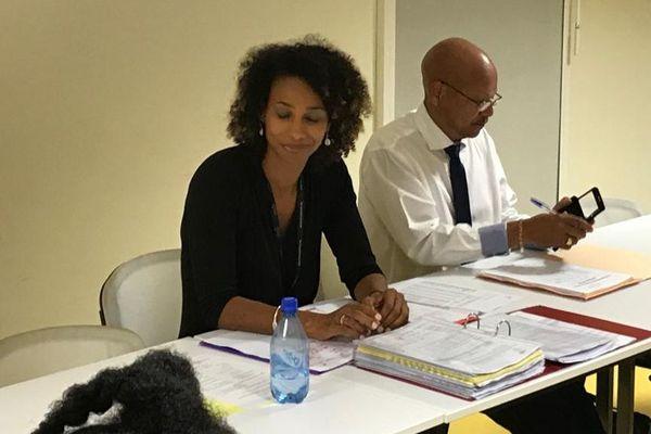 Mouvement des parents d'élèves de l'école de Port Blanc au Gosier