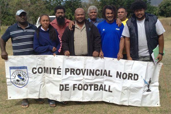 Le Comité provincial nord de football reprend du service