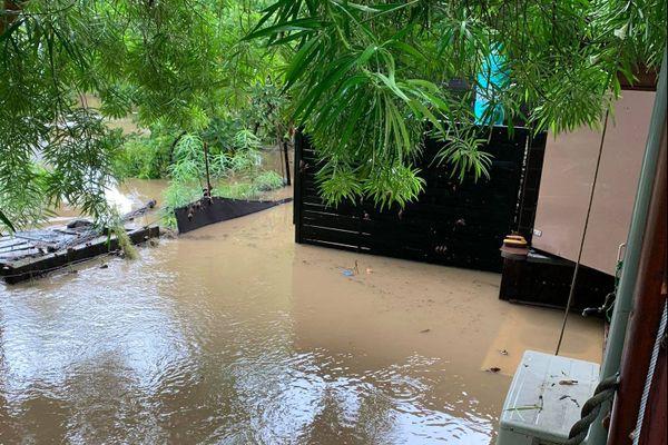 inondation poé