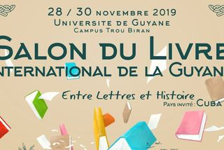 Le Salon Du Livre 2019 Entre Lettres Et Histoire Avec Cuba