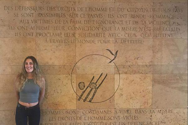 Calédoniens ailleurs : Clara Filippi, bientôt au service de son pays
