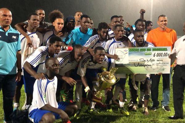 Les Matouriens victorieux en finale de la Coupe CTG