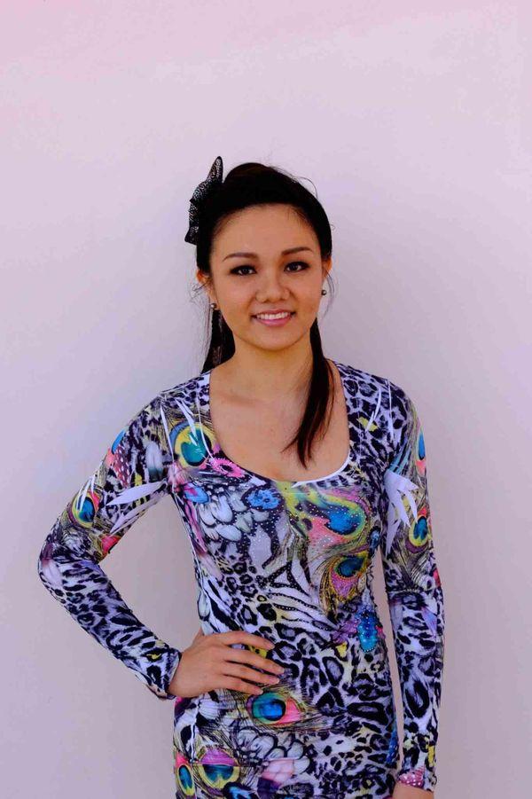 Candidate à Miss Dragon 2017 : Linda CHUNG