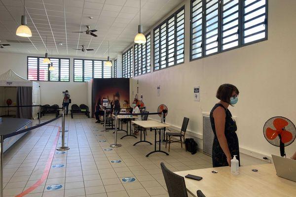 3ème centre de vaccination sud - 1