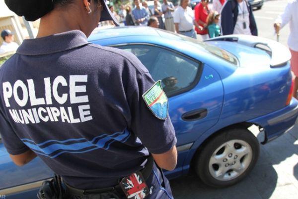Police municipale à La Réunion (photo d'illustration).