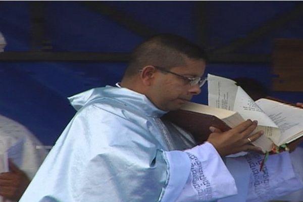 Père Fabrice Ibrahim