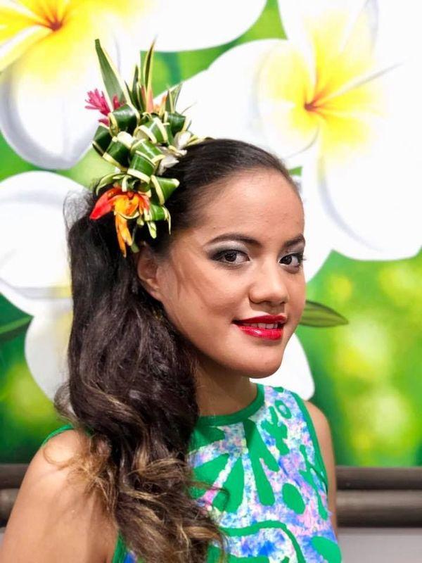 Soana Liufau - Candidate numéro 4