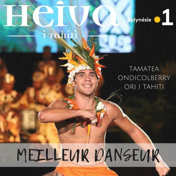 meilleur danseur ori i Tahiti