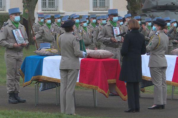 Soldats tués au Mali / hommage