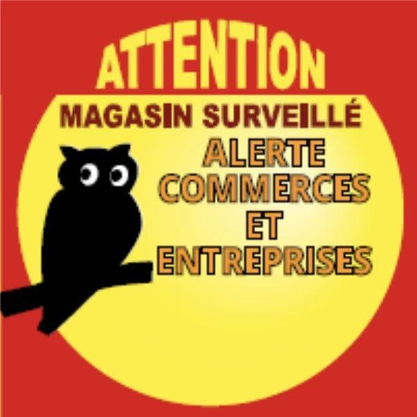Visuel «Alerte commerces et entreprises»