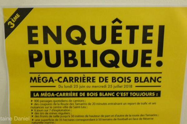 Tensions à la mairie de Saint-Leu