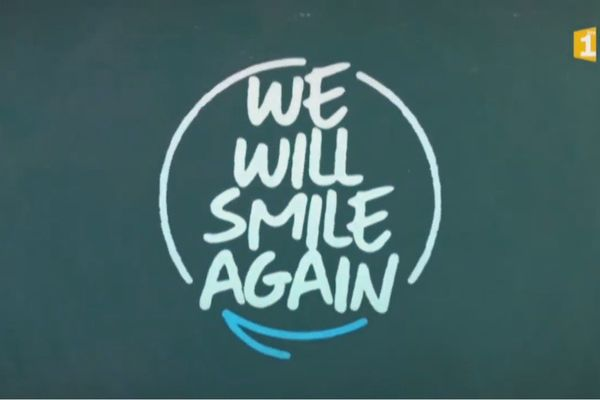 we will smile again
