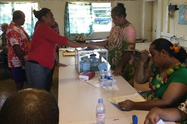 Bureau de vote de Malaefoou 2
