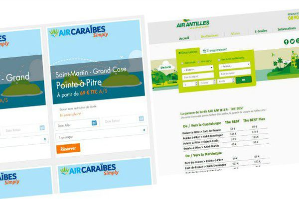 air caraibes air antilles
