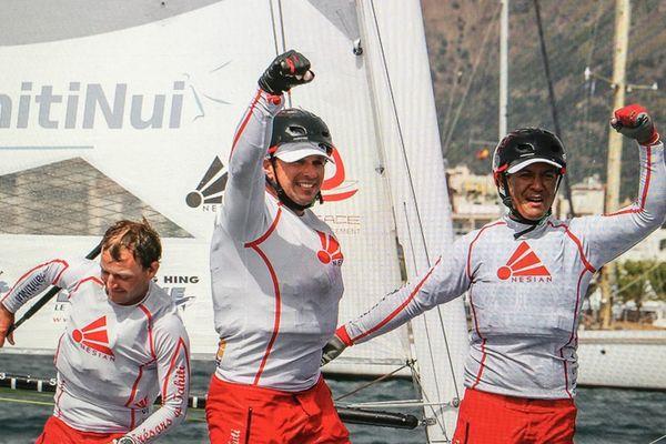 victoire de Trésors de Tahiti à Roses