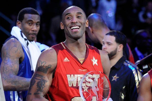 Kobe Bryant MVP All Star game