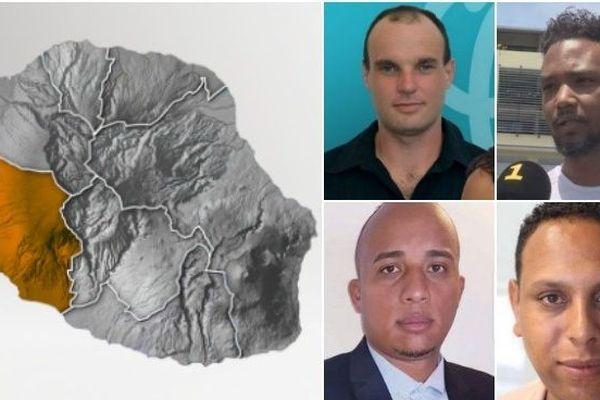 Aurélien Centon, Jonathan Rivière, Perceval Gaillard et Pierrick Robert sont candidats dans la 7e circonscription.