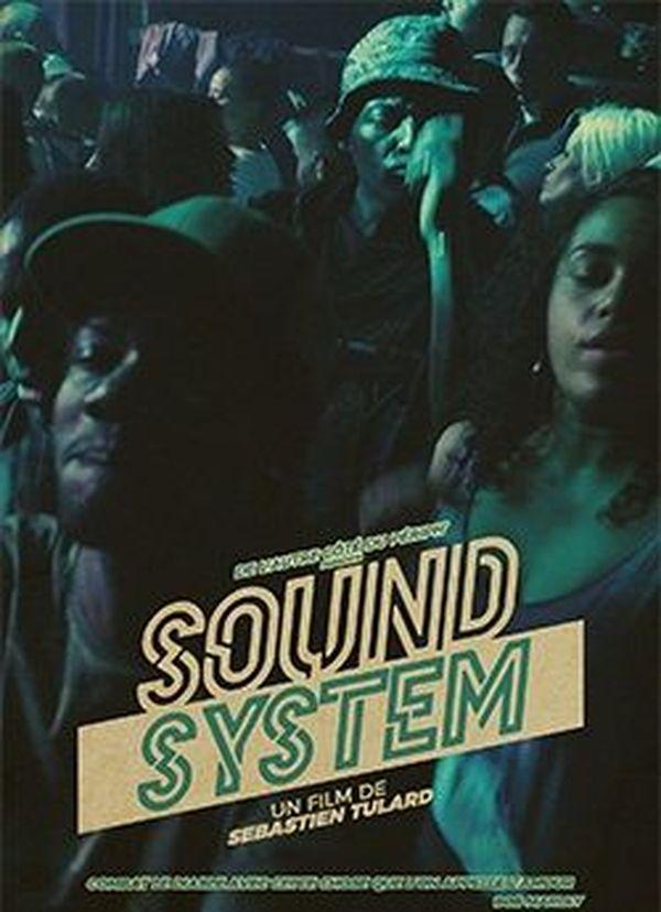 affiche Sound System produit par Laurence Lascary