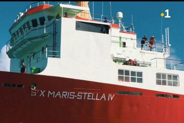 Vie de marin à bord du Maris-Stella