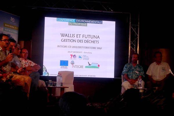 présentation gestion déchets Wallis et Futuna