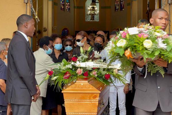 Funérailles de Patrick Nègre
