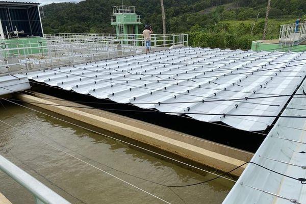 Unité de production eau potable Vernou Petit-Bourg
