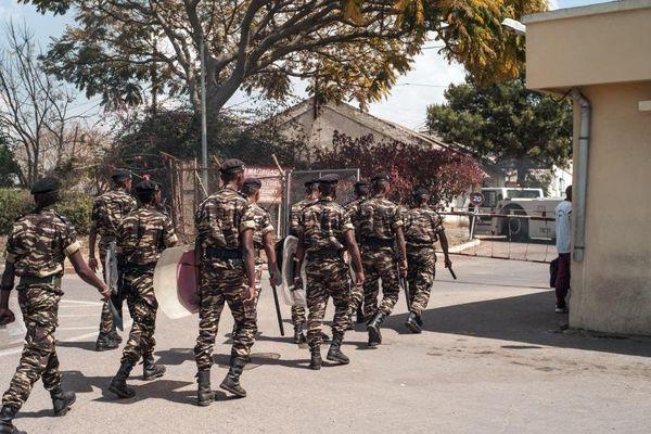 Madagascar : police
