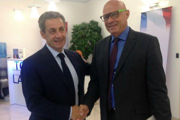 Figure de la droite en Martinique, Yan Monplaisir choisit Nicolas Sarkozy pour 2017
