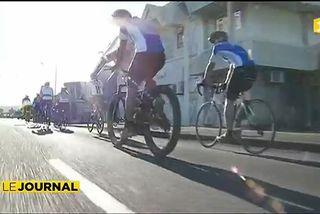 Les cyclistes se mobilisent contre le suicide