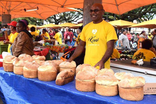 Pain marmite stand Koné Jeudi spécial province nord 20 juillet 2017