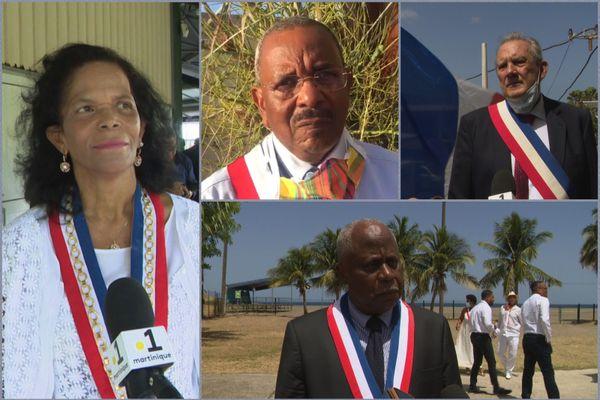 maire de Martinique